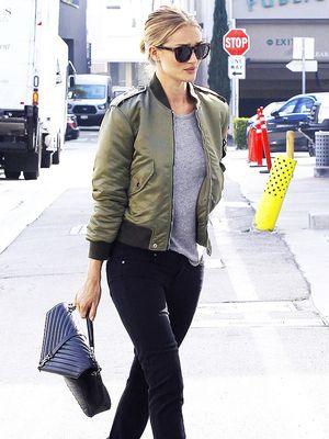 How It Girls Wear Bomber Jackets (and How You Should Too)