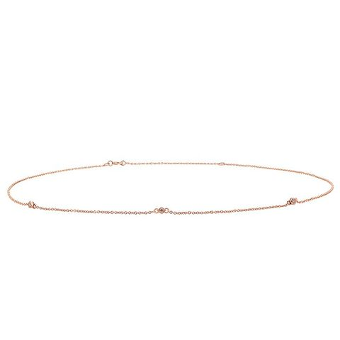 Diamond Kite Choker