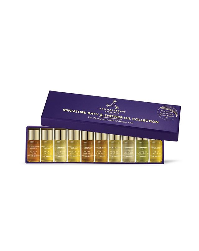 Aromatherapy Associates Miniature Bath & Oil Shower Collection