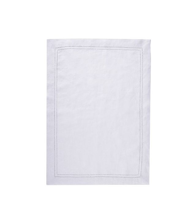 Williams-Sonoma Linen Double Hemstitch Place Mats