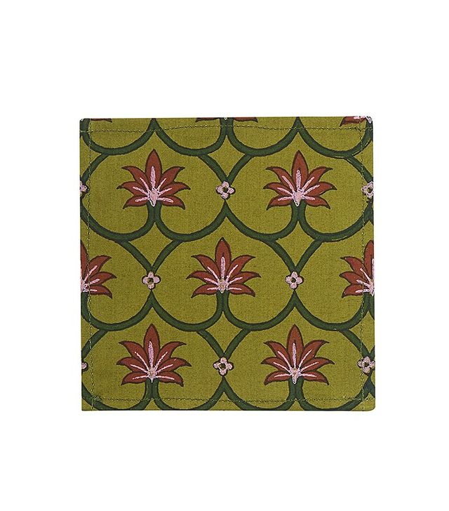 Life by Muriel Brandolini Moroccan Floral Cocktail Napkin