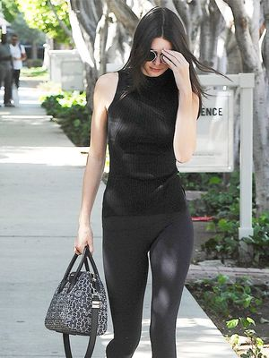 Kendall Jenner's $40 Top Looks Perfect With Leggings