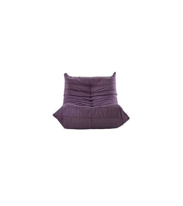 Waverunner Armchair in Purple