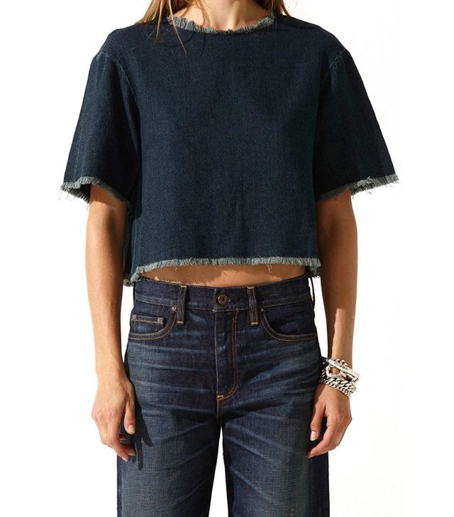 Simon Miller Mesa Crop Top