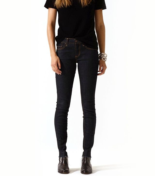 Simon Miller Knox Mid-Rise Skinny Jeans