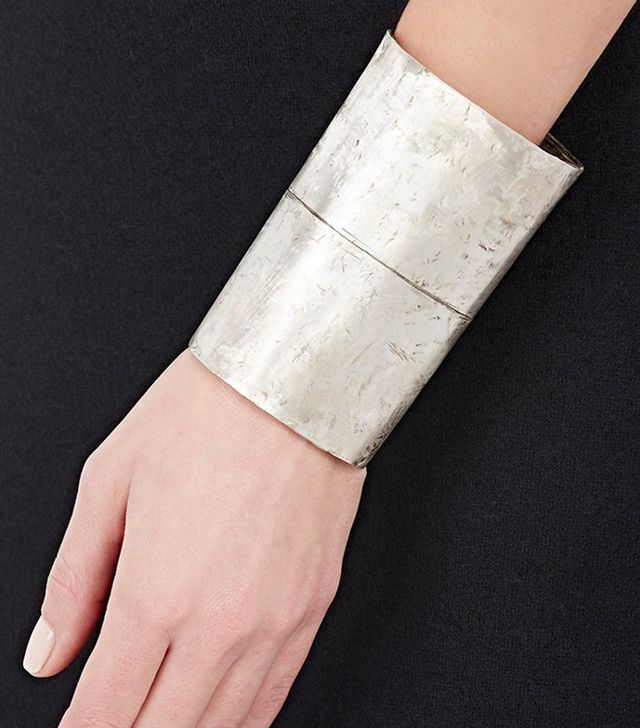Simon Miller x Rebecca Pinto Wide Shield Cuff