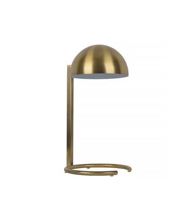 Nate Berkus Mid-Century Inspired Metal Desk Lamp