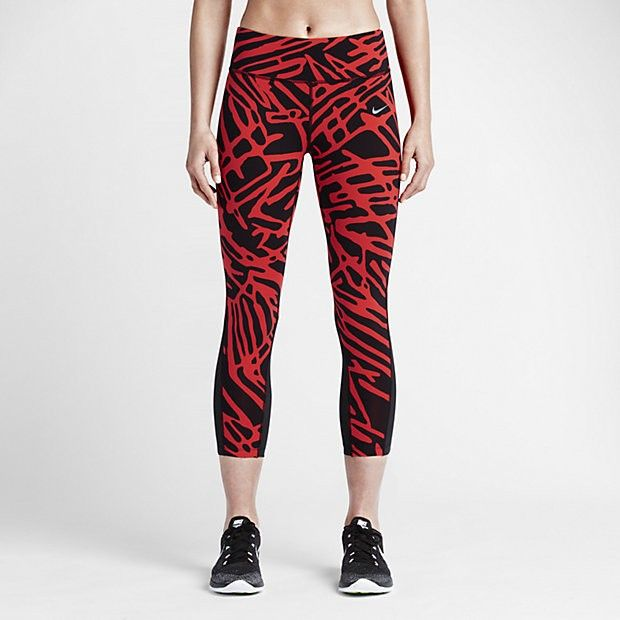 Nike Palm Epic Lux Running Crops