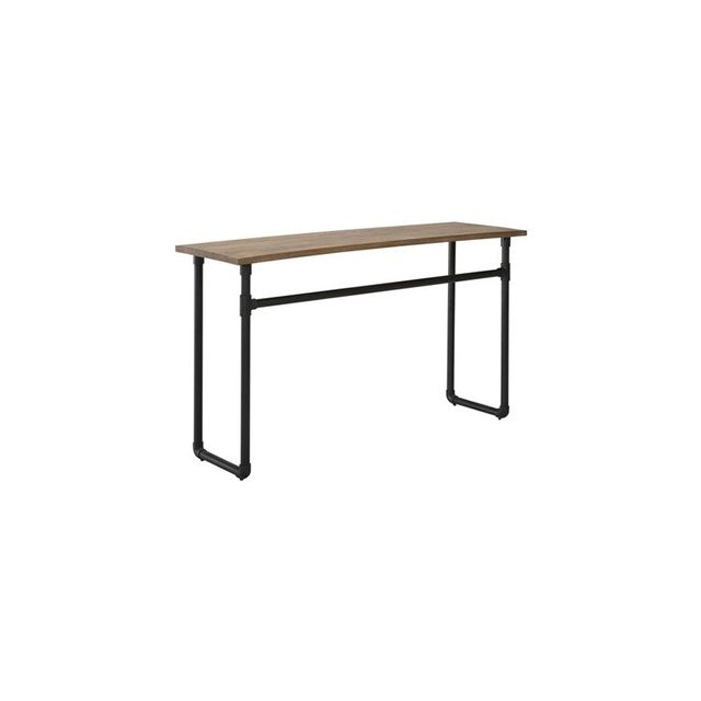 Freedom Conveyor Console 135cm in Distressed Natural
