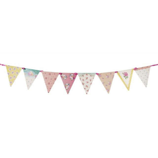 Truly Scrumptious Vintage Bunting