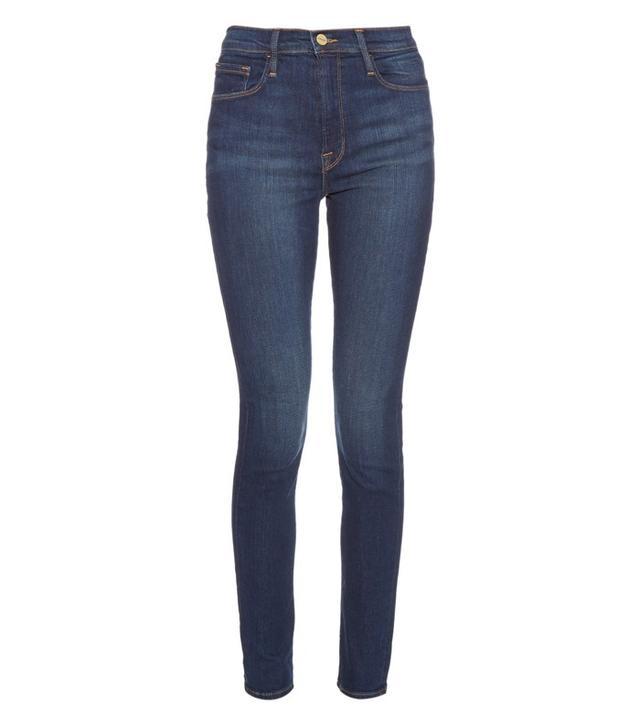 Frame Denim Ali High-Rise Skinny Jeans