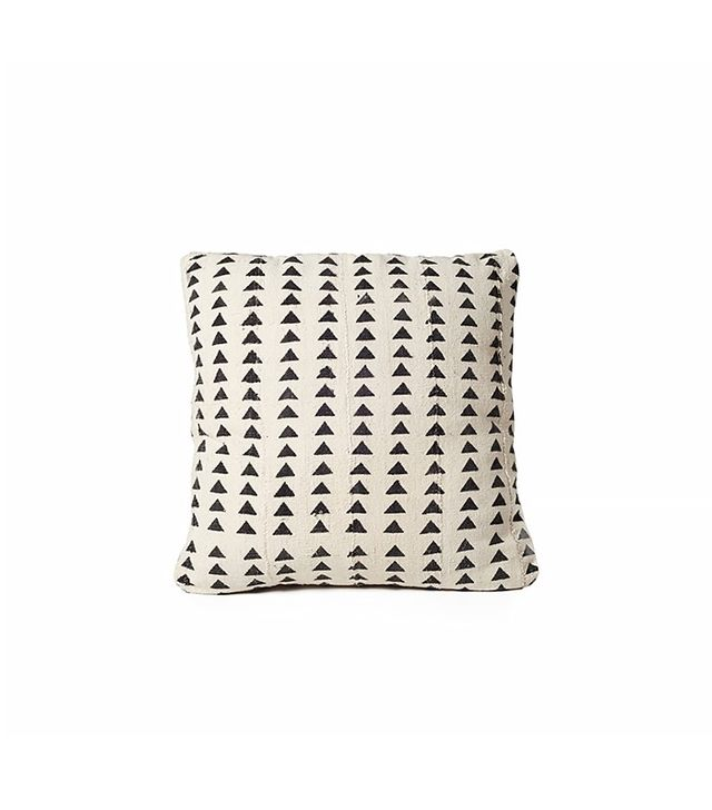 Consort Triangle Pillow