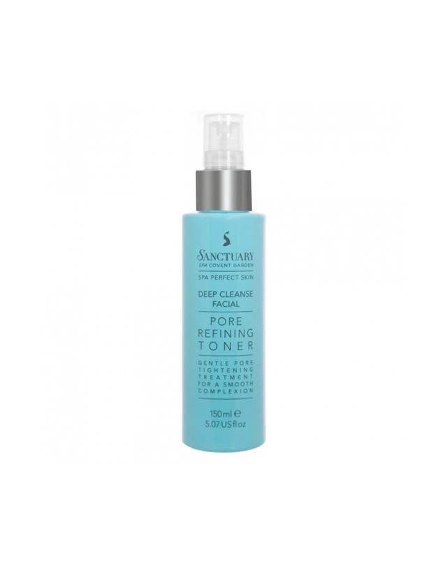 Sanctuary Spa Deep Cleanse Facial Pore Refining Toner