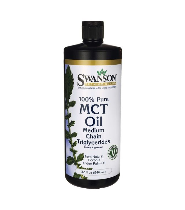 How to lose belly fat: Swanson 's MCT Oil