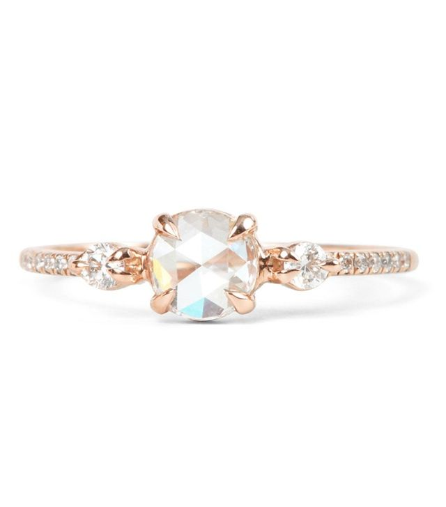 Catbird Odette the Swan Supreme Ring