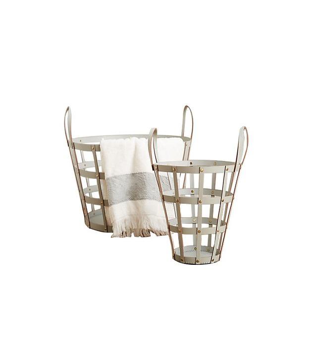 Anthropologie Pavillion Basket