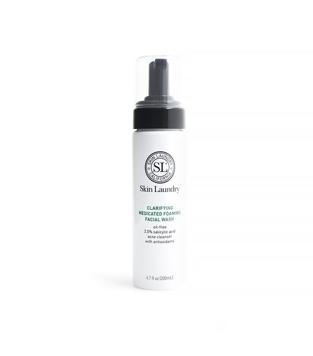 Skin Laundry Clarifying Medicated Foaming Facial Wash