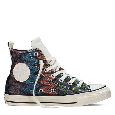 Chuck Taylor All Star x Missoni High Tops
