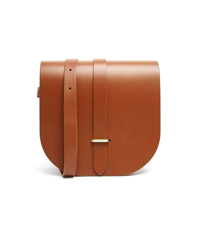 The Cambridge Satchel Company The Vintage Saddle Bag