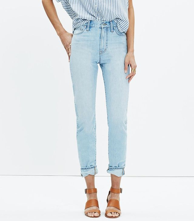 Madewell The Perfect Summer Jeans in Fitzgerald Wash