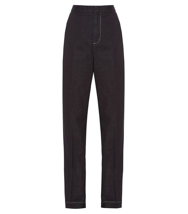 Stella McCartney Elmer Organic-Denim Trousers