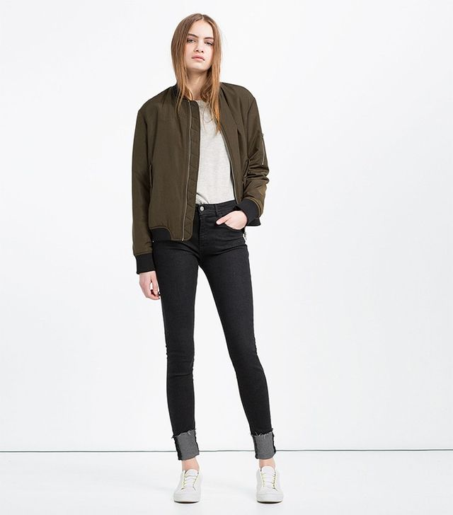 Zara Essential Fit Jeans