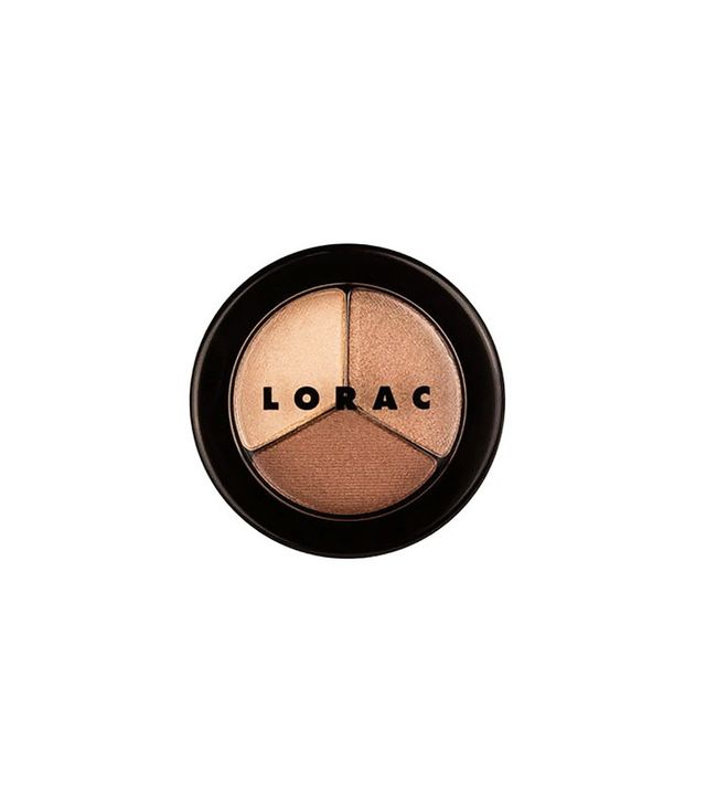 Lorac Bronze Bombshell Eyeshadow Trio