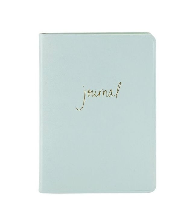 GiGi New York With Love From Kat Embossed Leather Journal