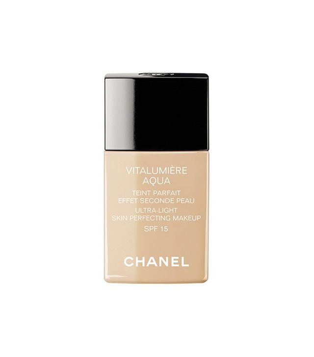 Chanel Vitalumière Aqua Ultra-Light Skin Perfecting Sunscreen Makeup