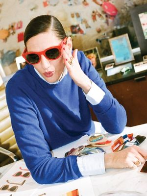 Behind the Scenes: The Making of J.Crew's Sunglasses Collection