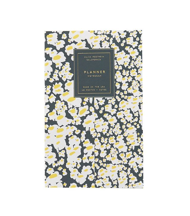 Anthropologie Open-Dated Planner