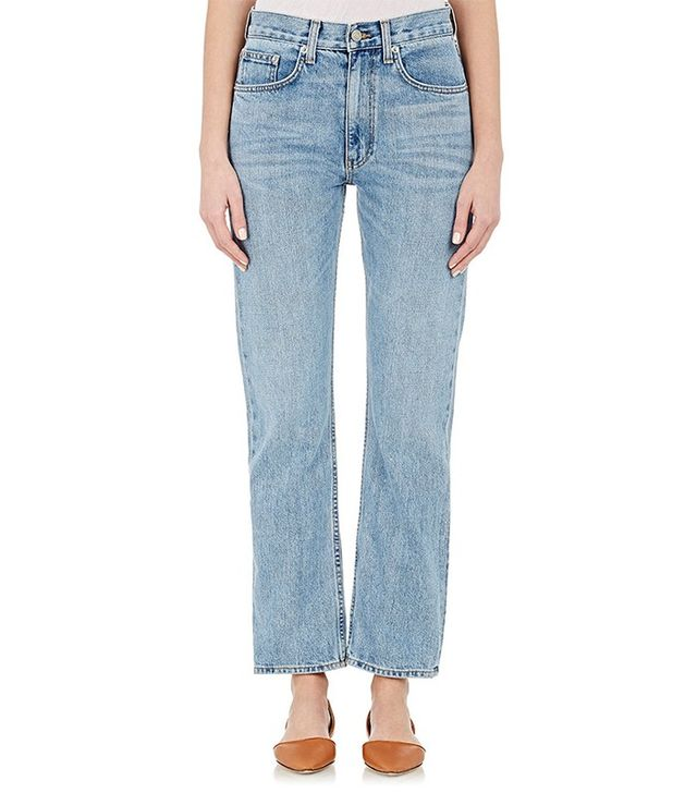 Brock Collection Straight-Leg Jeans