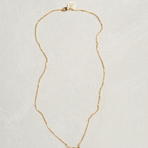 Dainty Infinity Necklace