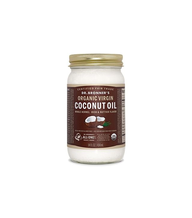 Dr. Bronner's Whole Kernel Organic Virgin Coconut Oil