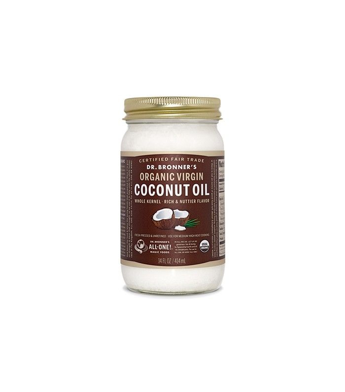 Whole Kernel Organic Virgin Coconut Oil by Dr. Bronner's