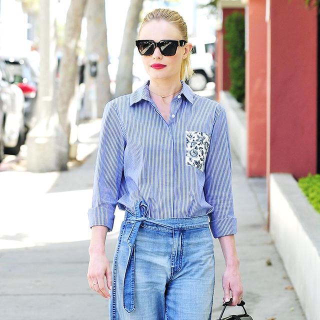 Does Kate Bosworth Have the Hardest-Working Wardrobe in Showbiz?