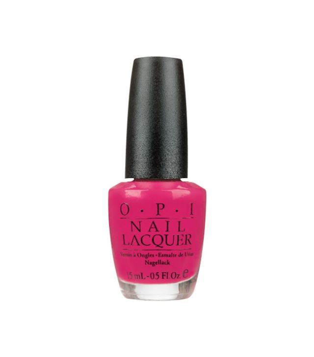 OPI Nail Lacquer in Mad For Madness Sake