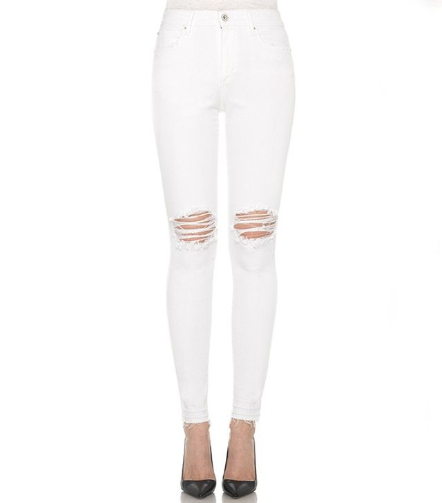 Joe's Jeans Charlie High Rise Skinny Spotless Jeans