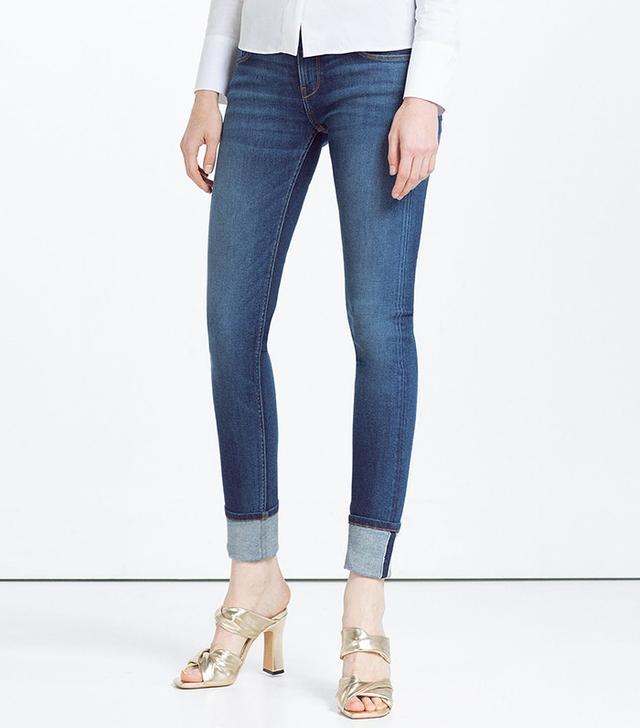 Zara Selvedge Jeans