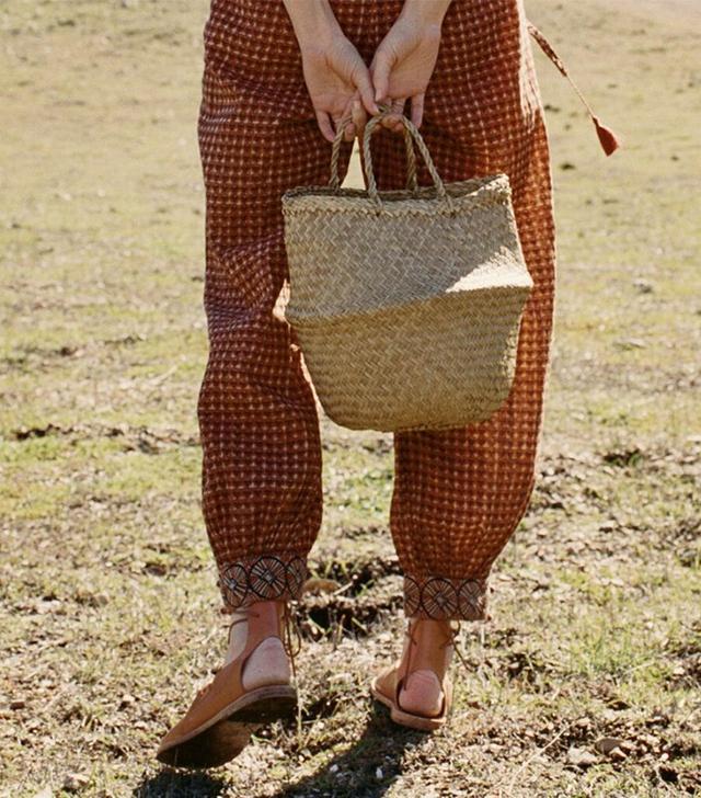 Doen Market Carry-All Basket
