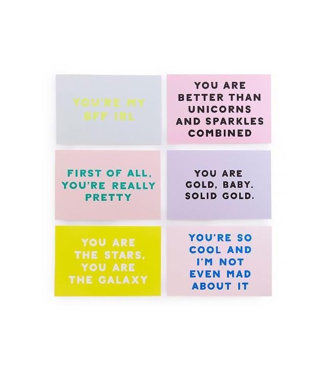 Ban.Do Compliments Postcard Set