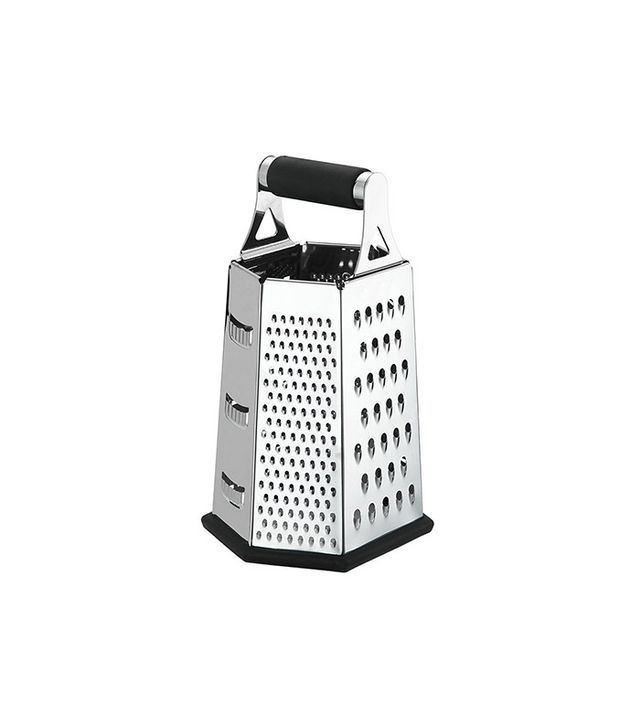 Utopia Kitchen Professional Stainless Steel 6-Side Cheese Grater