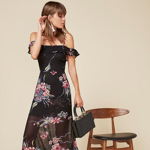 Hydrangea Dress
