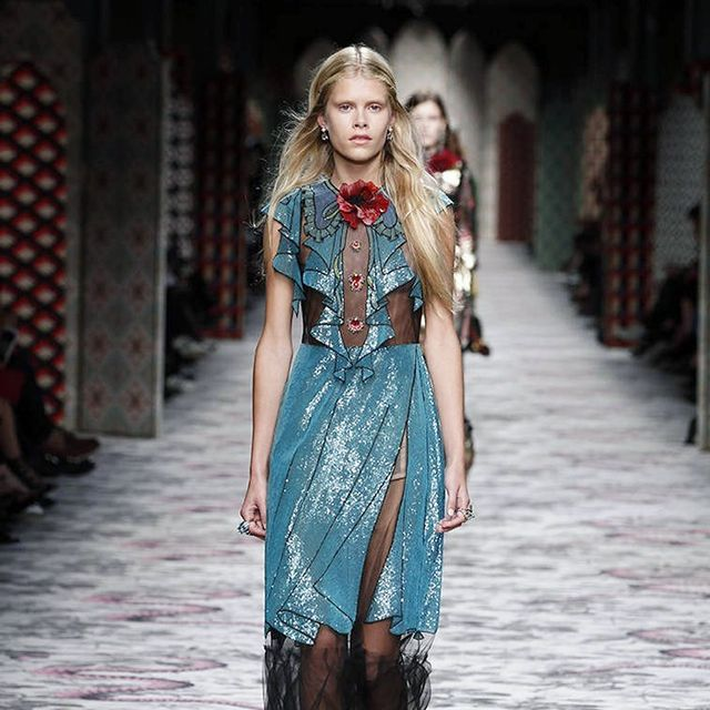 The New Season Trends That Really Matter, According to Gucci