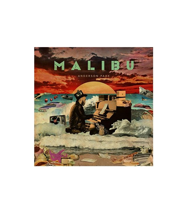 Malibu by Anderson Paak on Vinyl