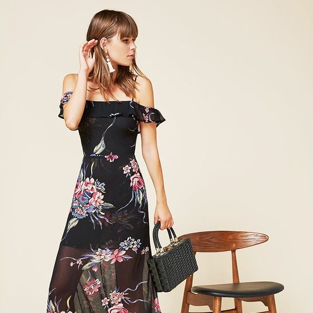 All the Floral Dresses You've Ever Wanted Are Here