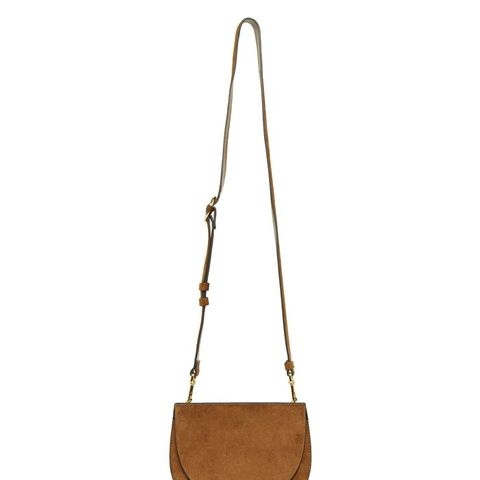 Flat Saddle Bag