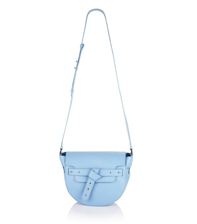Meli Melo Clemence Bag in Pastel Blue