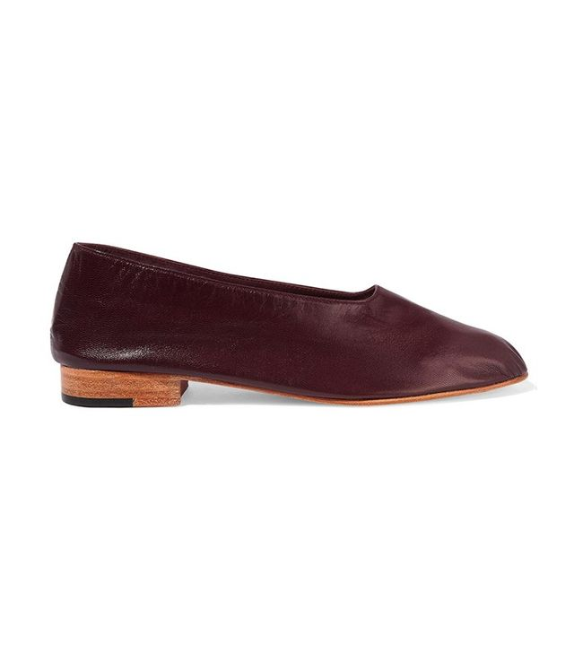 Martiniano Glove Leather Pumps