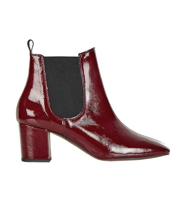 Topshop.com Mary '60s Chelsea Boots